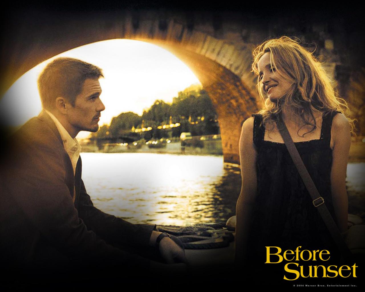 Votre dernier film visionné - Page 3 Before-sunset