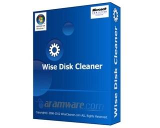 Wise Disk Cleaner 8.81.617 لازالة الملفات الغير مرغوب فيها Wise-Disk-Cleaner