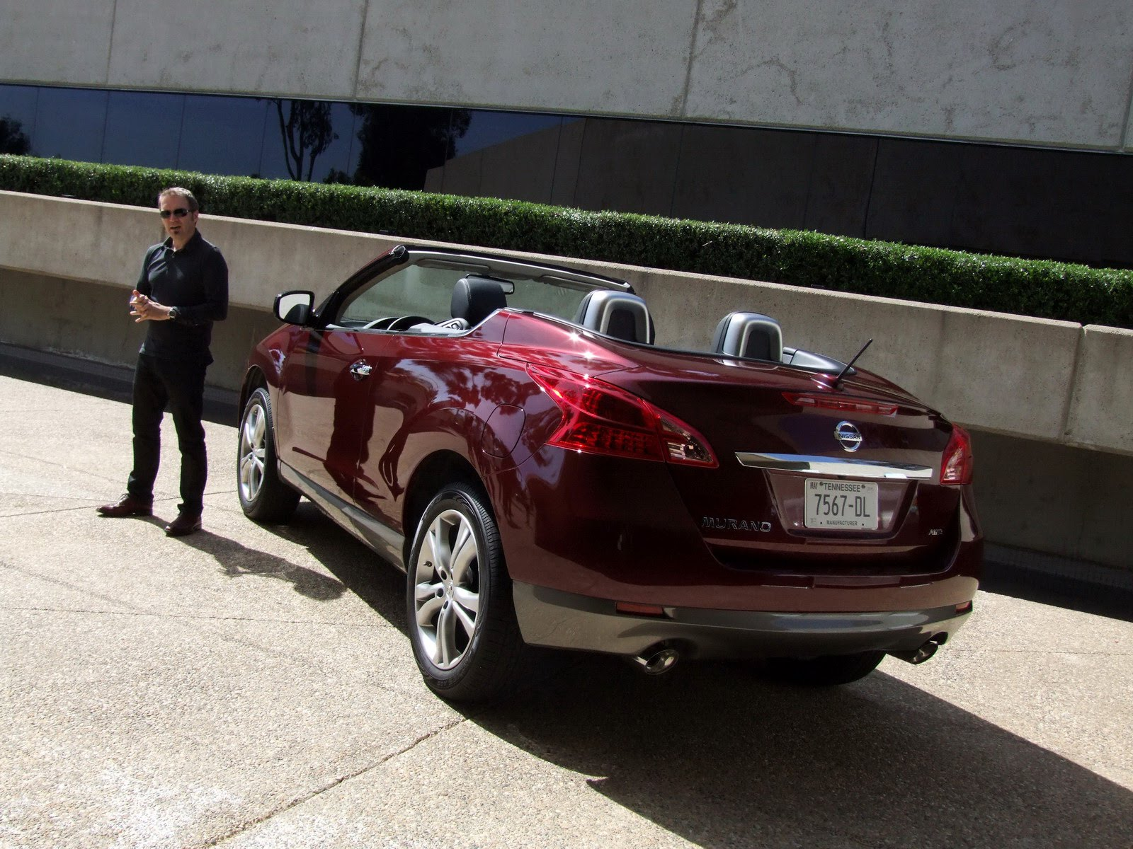 2010 - [Nissan] Murano CrossCabriolet - Page 4 2011-Nissan-Murano-CC-TD-645