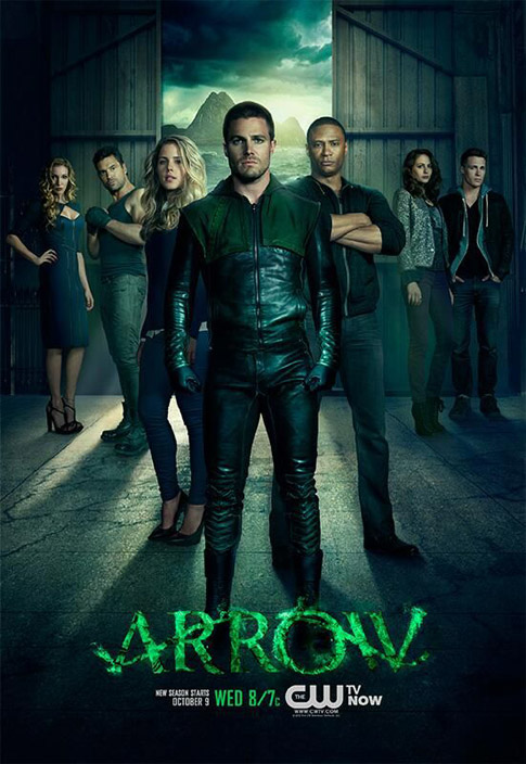 "Serie TV > ""Arrow"" - Página 3 Arrow_season_2_poster-1"
