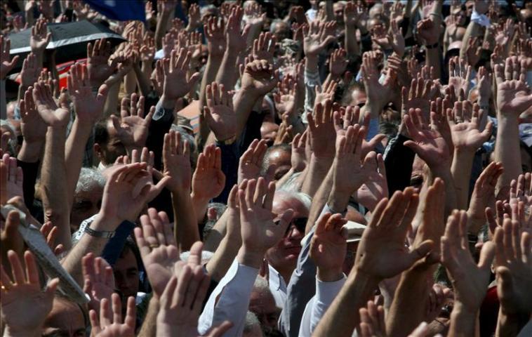 ¿Que entienden por democracia burguesa? Democracia-directa