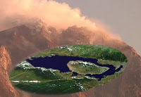 Lake Toba Supervolcano coming alive, hot steam, smelling like gas, ceramic floors houses feel hot!  Lake%2BToba%2Bsupervulcano_%2BSinabung_Indonesie