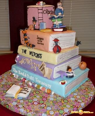 NEOBICNA UMETNOST - TORTE Original-creative-cake-08