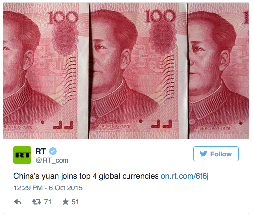China launches global yuan payment system China-2
