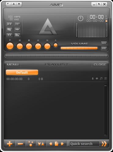 برنامج AIMP 3.00 Build  686836820