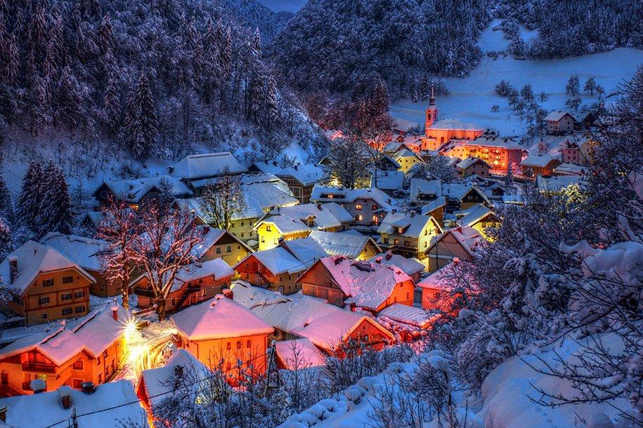 اجمل صور الطبيعه بلشتاء Winter-landscapes-12