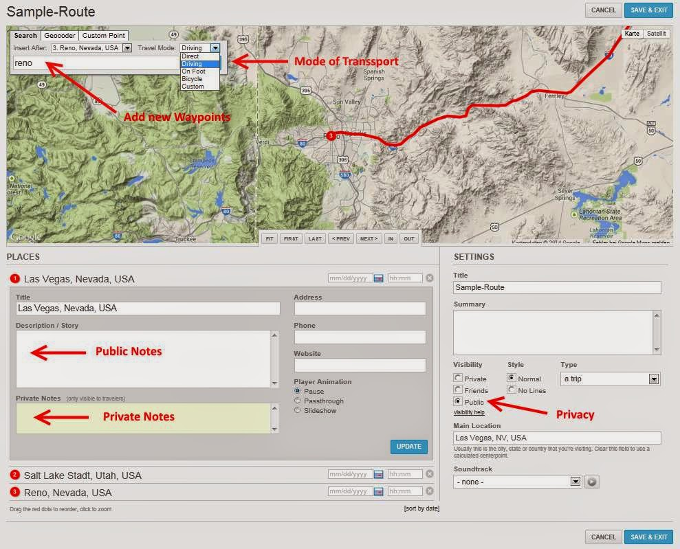 How to plan and visualize your RTW Route Worldtrip_planning_adding_waypoints-workflow