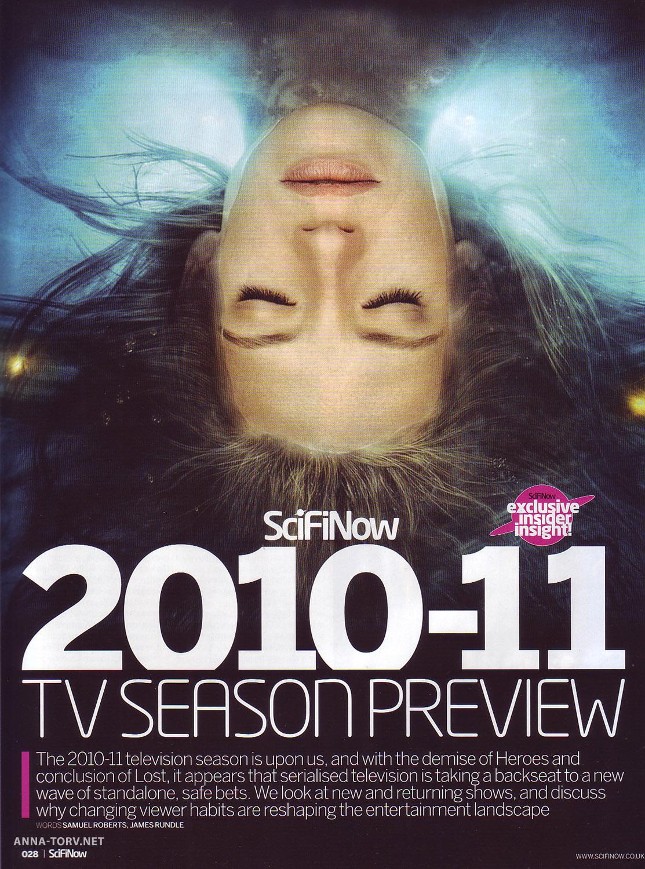 Novidades de Fringe Scifinow-issue43-002