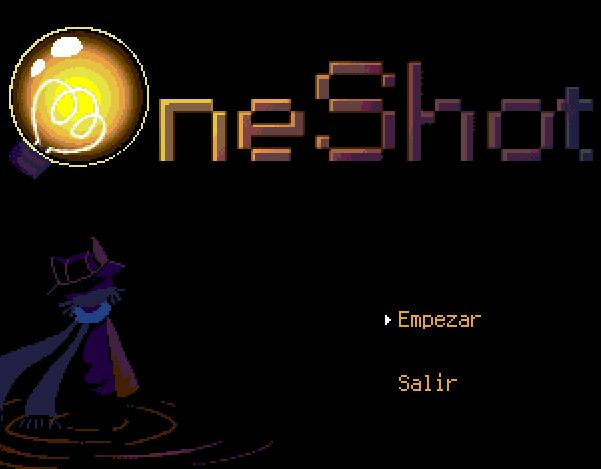Oneshot, no dejes de jugar... On1
