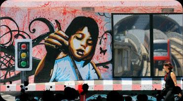 GRAFFITIS ES UN ARTE - Página 2 Chile