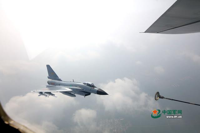 R. P. China - Página 41 Shenyang%2BJ-11%2Bflying%2Bin%2Bformation%2B5