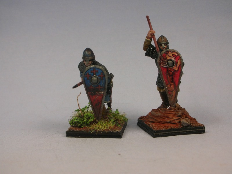 28mm Crusader spearmen for HC Diezweineuen2HP