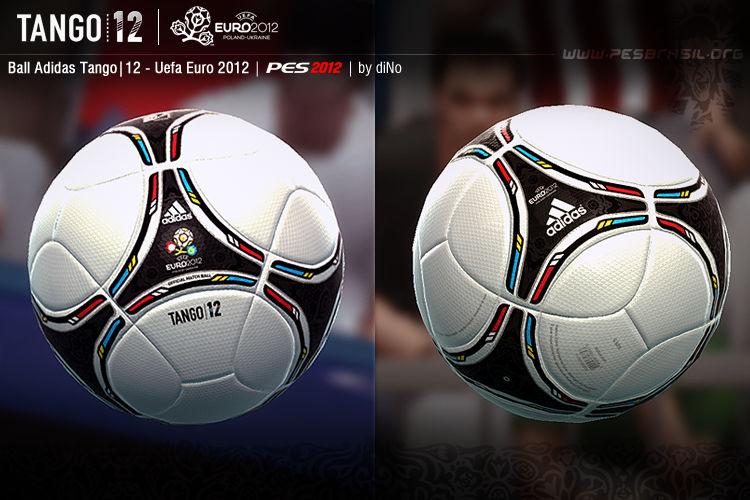 [PES2012]  كورة يورو 2012 EURO 2012 Ball  Preview