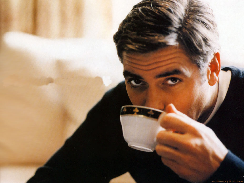 Here's Proof That Clooney Only Gets Better With Age - Page 2 George-clooney-hot-photo