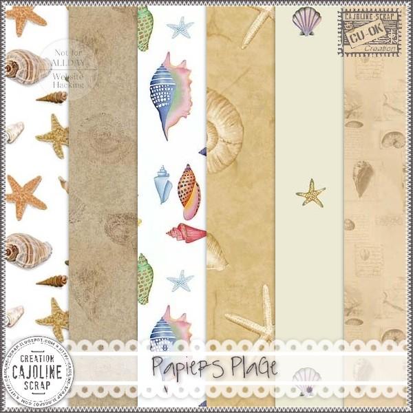 PAPIERS PLAGE CU Cajoline_papiersplage_cu