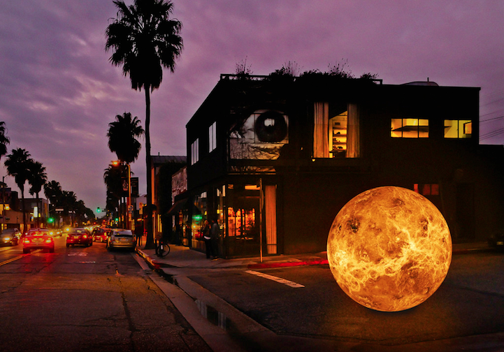 الكواكب تزور شوارع الأرض! DavidJordanWilliams4