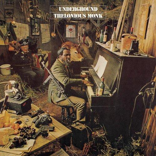 Underground (1968) Thelonious-Monk-Underground
