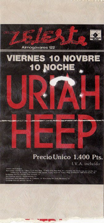 Justicia con Uriah Heep!! - Página 6 Uriah
