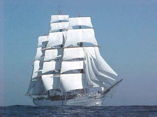 الجزائر تختار Damen الهولندية لبناء سفينة التدريب الشراعية  Voilier