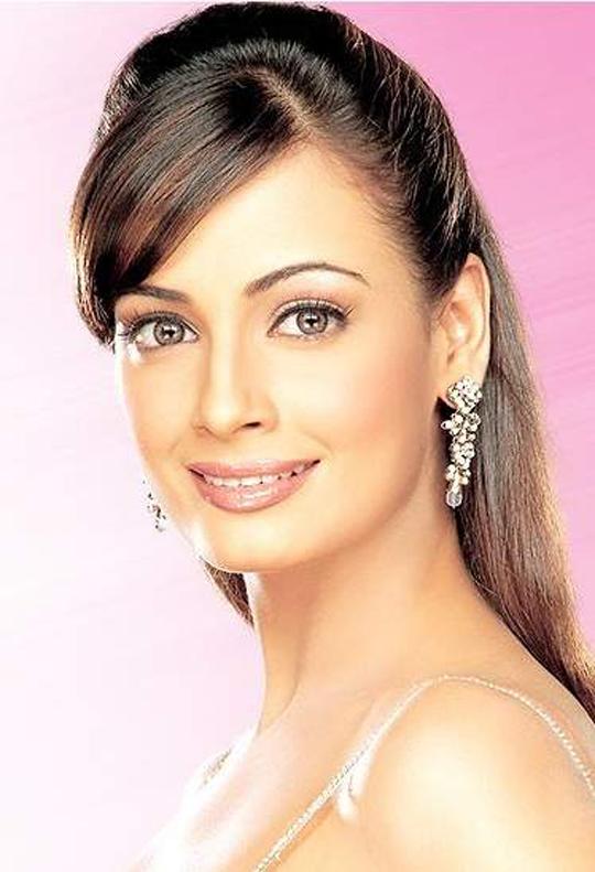 جميلات بوليود الهند  Dia-Mirza