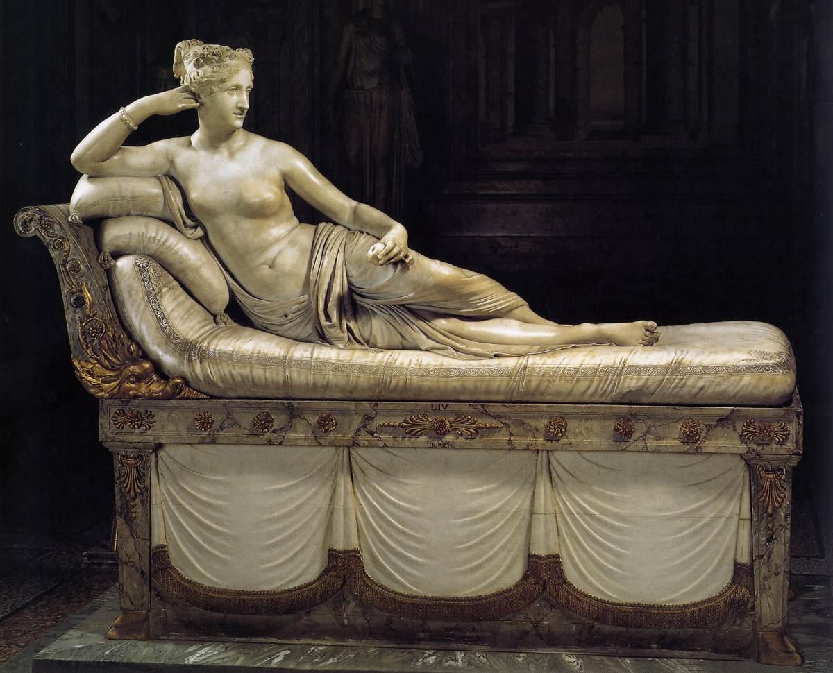 Antonio Canova   1757 - 1822  3paolinaoe4