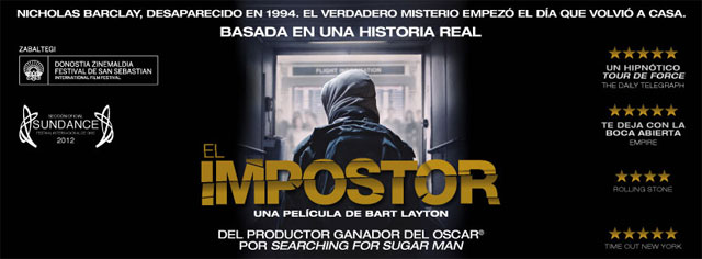 Documentales Imposter