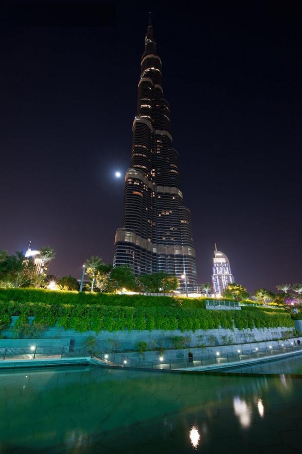 دبي ليلاً - صوراً غاية في الجمال Dubai-amazing-photos11