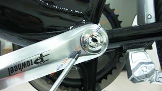 montaje pas - Montaje del sensor de pedaleo  PAS SANY0231