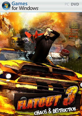 Flatout 3 - Chaos And Destruction (2011) PC Game  3ae728ca