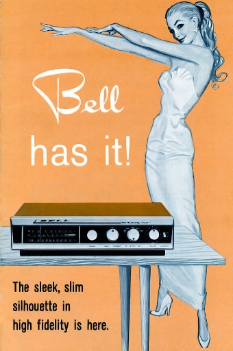 """Efeito WAF """"The Golden Age of Hi-Fi (ladies-of)"""" BellHasIt_S"""