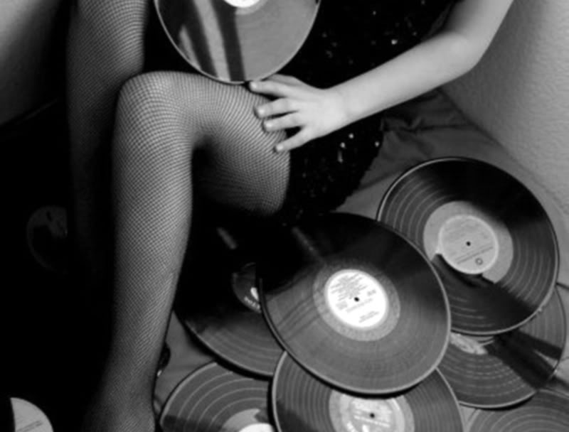 """Efeito WAF """"The Golden Age of Hi-Fi (ladies-of)"""" Scr"""