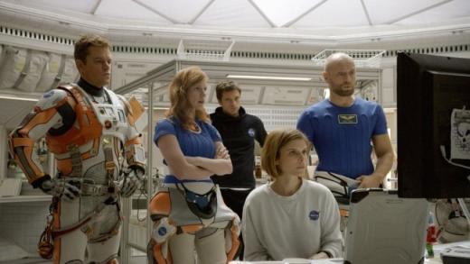 Marte (The Martian) 2015  TheMartian