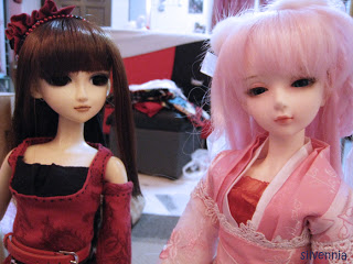The Arrival of Lady Himeko (Only-Doll Fenying) A6