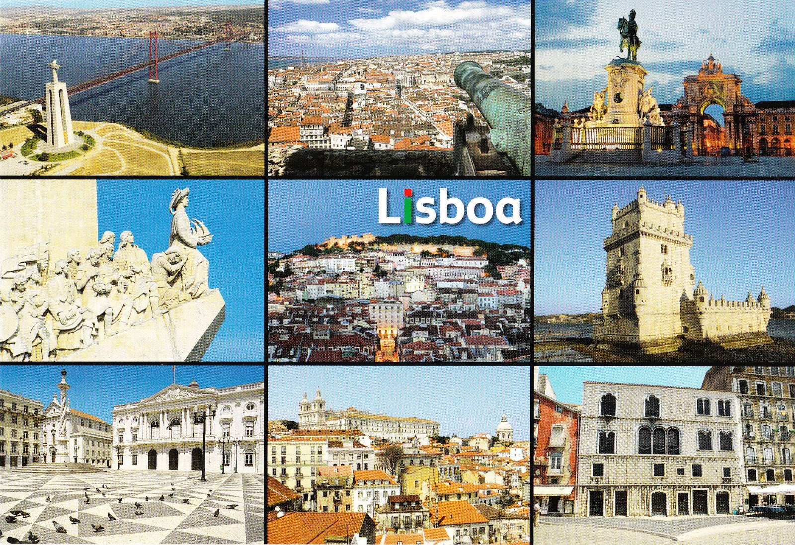 Pošalji mi razglednicu, neću SMS, po azbuci - Page 11 Portugal