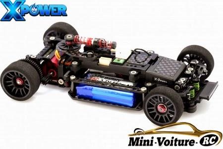 Première Z [MR03 Sport] et première piste [domyos DF920]. Vidéo ajoutée Xp-mrx-ckb-conversion-xpower-vue