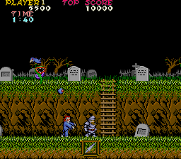 25 videojuegos míticos en Flash Ghosts_n_goblins