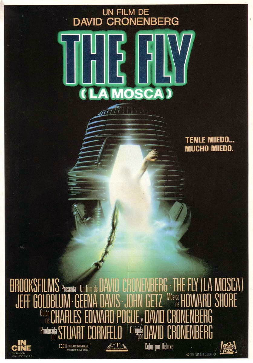 El Hilo.....Cine de terror y ciencia ficcion de serie b.. - Página 6 ZZZZZZZZZZZZZZZZZZZZZZZZZZThe_Fly_-_La_Mosca_-_1986_Poster