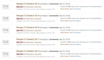 Précommandes des packs NGX Classics  Classics
