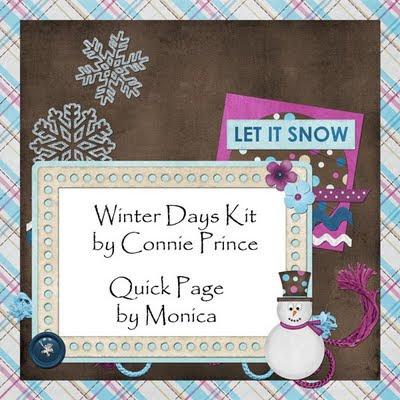 Winter Days QP by Connie Cap_winterdays_QP1_mm