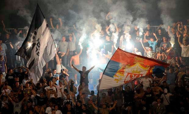 Partizan         Grobari