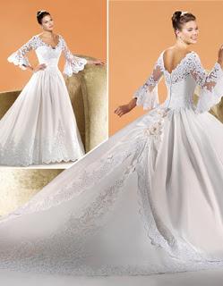 احلى فساتين اعراس لعروس المنتدى فوفو (( هدية مميزة من عضوة مميزة )) 2