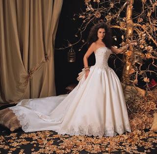 احلى فساتين اعراس لعروس المنتدى فوفو (( هدية مميزة من عضوة مميزة )) 1