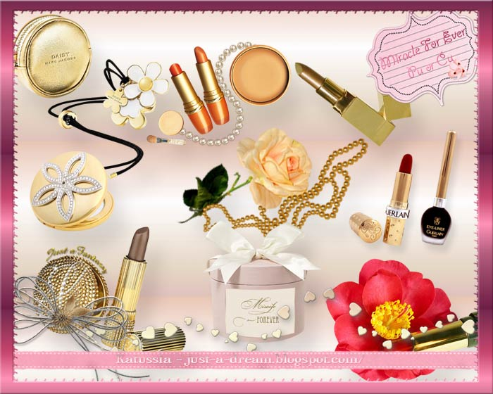 Beauty Items Preview