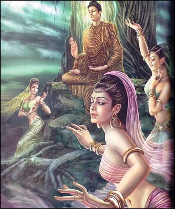 புத்தரின் வாழ்க்கை வரலாறு, படங்களுடன்... 18