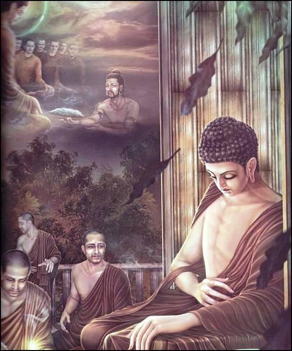 புத்தரின் வாழ்க்கை வரலாறு, படங்களுடன்... - Page 2 26