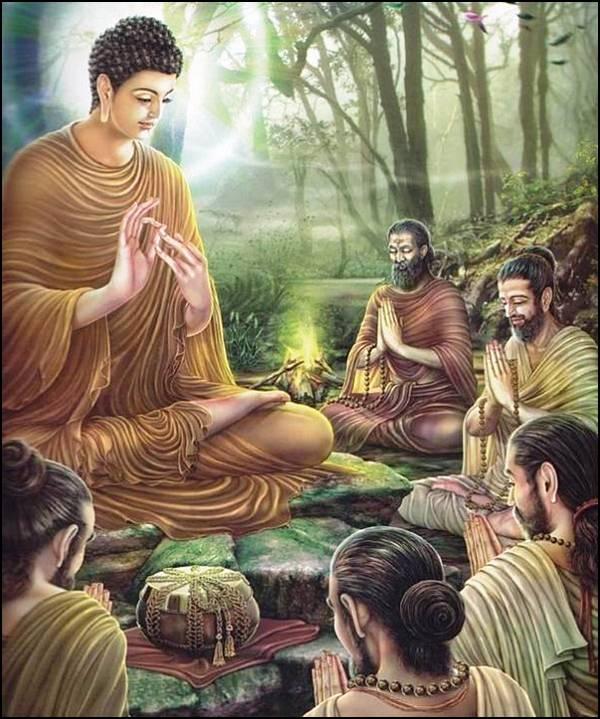 புத்தரின் வாழ்க்கை வரலாறு, படங்களுடன்... - Page 2 28