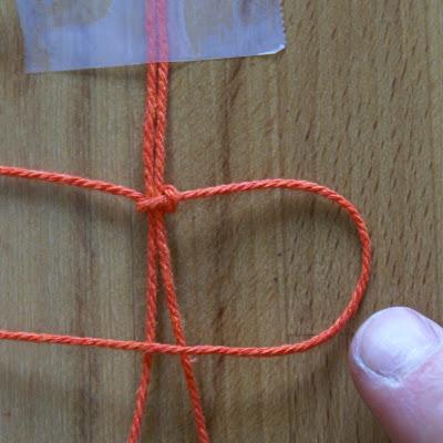 Плетем человечка (очень просто) DSC09462