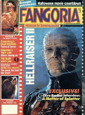 Fangoria: Magazine Horror Show  Fangoria78