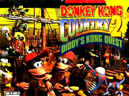 150 SNES games reviewed  - Page 6 Donkey-kong-2-wii