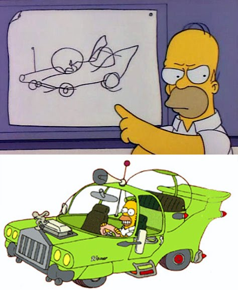 Mejores coches de peliculas - Página 2 The_homercar
